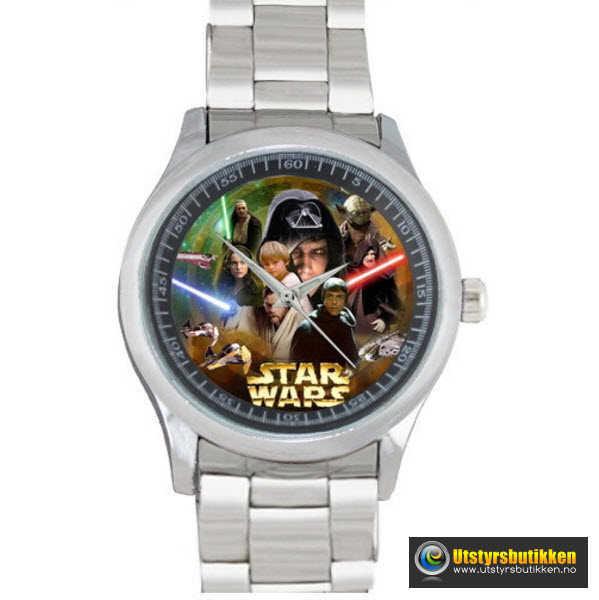 star wars klokke