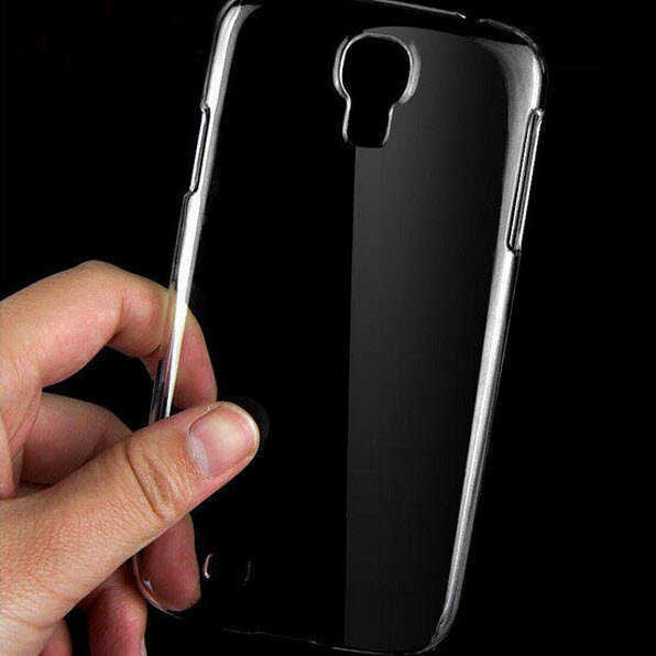 Fra mega Klart deksel til Samsung Galaxy S4 - Utstyrsbutikken PF-87